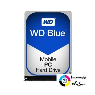 "1TB WD 2.5"" Blue SATAIII notebook winchester (WD10SPZX)"