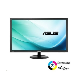"22"" ASUS VP228HE LED monitor fekete"