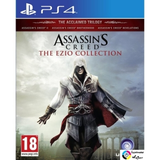 Assassin´s Creed The Ezio Collection (PS4)