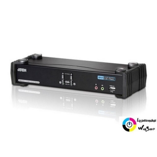 ATEN KVM Switch 2PC USB DVI (CS1782A)
