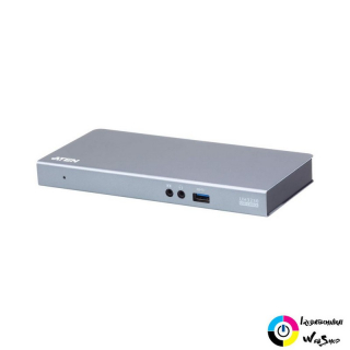 ATEN UH3230 USB-C Multiport Dock with Power Charging notebook dokkoló (UH3230-AT-G)