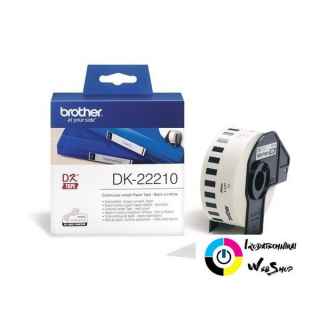 Brother P-touch DK-22210 címke