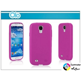 Case-Mate Olo Cloud Samsung i9500 Galaxy S4 hátlap pink (OLO027058)
