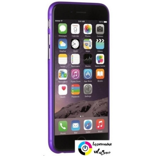 Cellularline Color Slim iPhone 6 tok lila (COLORSLIPH647V)