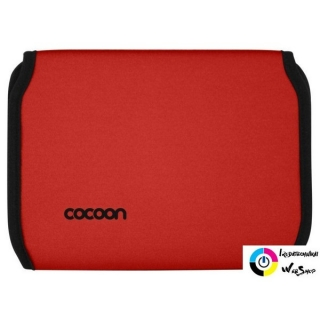 "Cocoon CO-CPG35RD Grid-IT neoprén tok 7""-os piros"