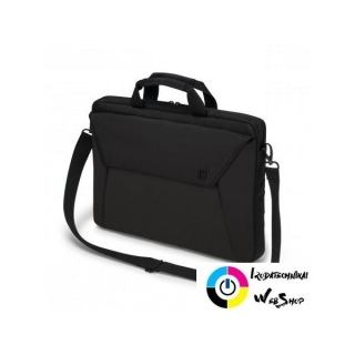 "Dicota Slim Case Edge 12 - 13.3"" notebook táska fekete /D31208/"