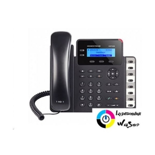 Grandstream IP Enterprise GXP1628 VoIP telefon