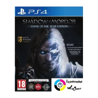 Middle-Earth Shadow of Mordor Game of the Year Edition (Xbox One)