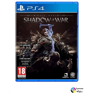 Middle-Earth Shadow of War (PS4)