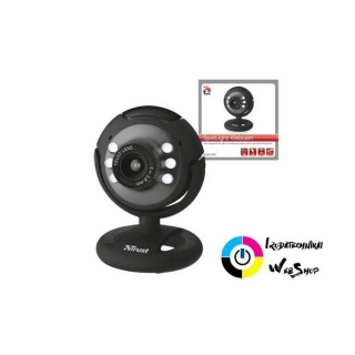 Trust 16428 Spotlight Webcam Pro - fekete