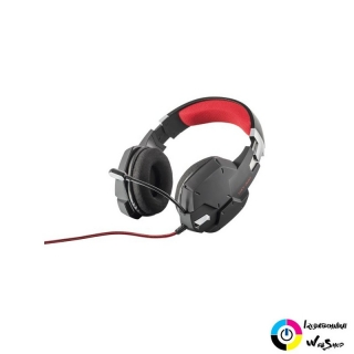 Trust GXT322 Dynamic Gaming Headset fekete (20408)