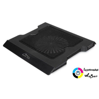 "Media-Tech MT2656 HEAT BUSTER 2 15.6""-ig Notebook hűtő fekete"